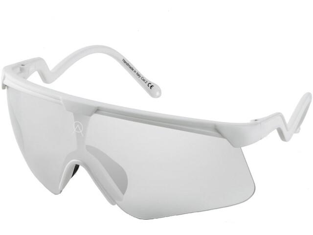 ALBA Optics Delta Bike Glasses Men white